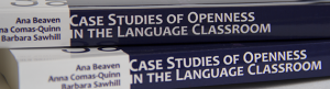 New publication of Case Studies of Openness in the Language Classroom launched today!
