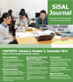 Modern Languages PhD students published in special issue of SiSAL Journal