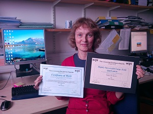 E-Learning Excellence Award for Prepare for Success
