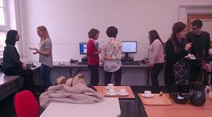 ML ELearning Group pre-Christmas meeting