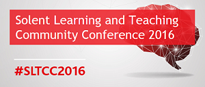 Solent Learning and Teaching Community Conference this Friday