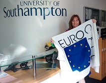 25th EuroCALL conference to be held at Southampton in 2017!