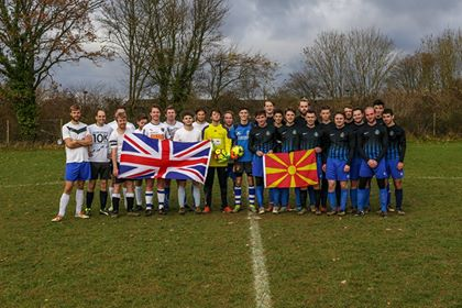 Charity football match – over £800 raised!